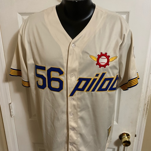 finest selection b2491 3832e Seattle Mariners throwback jersey. Seattle Pilots